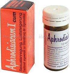 Афродизиакум I cum (12 капсул)