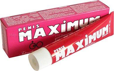 Эректирующий бальзам для пениса Максимум