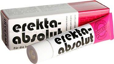 Крем для усиления эрекции Erekta-absolut