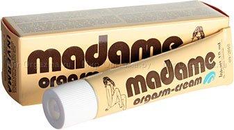 Возбуждающий крем для женщин Madame