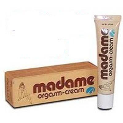 Возбуждающий крем для женщин Madame, фото 2