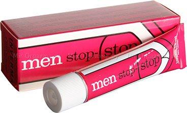 Крем для продления эрекции Men stop-stop