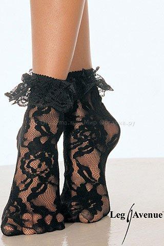 Носки кружевные Sindy