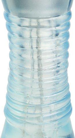 Фаллоимитатор с гибким телом и вибрацией Waternymph 21 см, фото 3