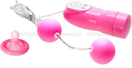 Виброшарики Vibrating Balls (12 режимов)