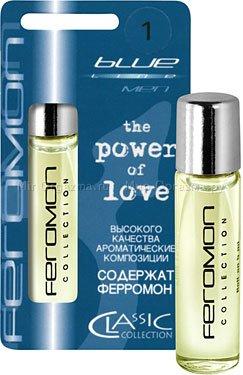 Духи с ферромонами мужские серии blue аромат higher dior