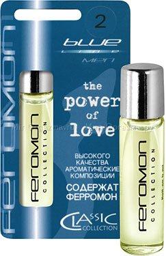 Духи с ферромонами мужские серии blue аромат tommy