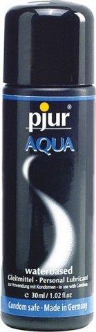 Увлажняющий лубрикант pjur aqua 30 ml