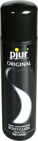 Концентрированный лубрикант pjur original 500 ml