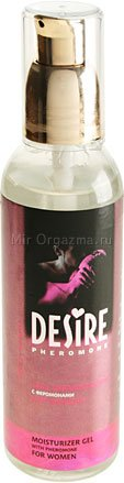 Любрикaнт (интим-гель) desire pheromone 100 мл