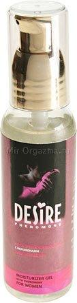 Любрикaнт (интим-гель) desire pheromone 60 мл, для женщин