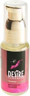 Любрикaнт (интим-гель) desire pheromone 40 мл, для женщин, фото 3