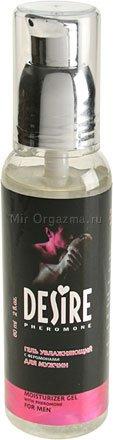 Любрикaнт (интим-гель) desire pheromone 60 мл, для мужчин