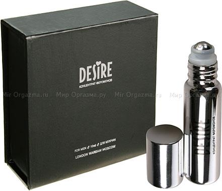 Desire концентрат феромонов без запаха (мужской), фото 2