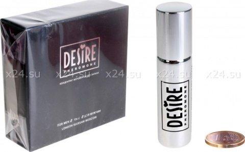 Desire концентрат феромонов без запаха (мужской)