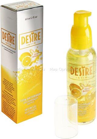 Гель интимный увляжняющий (любрикант) citrus (цитрус), фото 2