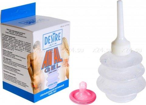 Крем-гель смазывающий интимный anal gel, фото 4