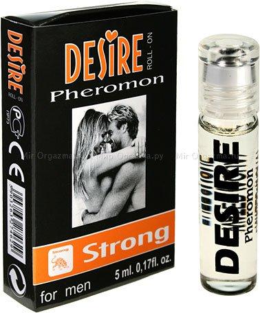 Духи с феромонами мужские Desire Strong, desire strong№2