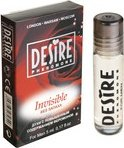 Духи с феромонами мужские desire invisible (без запаха) - Секс-шоп Мир Оргазма