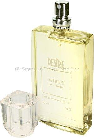 Духи с феромонами для мужчин со светлыми волосами, Desire White