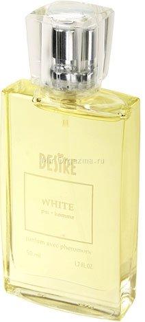 Духи с феромонами для мужчин со светлыми волосами, Desire White, фото 3