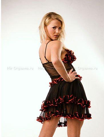 Платье Флоретта, обработанное феромонами, фото 2