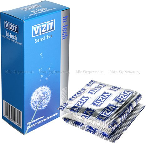 ������������ vizit hi-tech sensitive ������������������� 12 ��