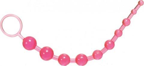 Анальные шарики Oriental Jelly Butt Beads 26,7 см