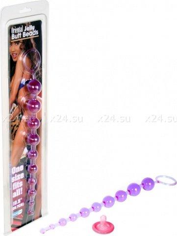 �������� ������ Oriental Jelly Butt Beads 26,7 ��, ����������, ���� 3