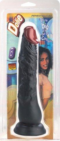 Фаллоимитатор без вибрации Dolie 20 см, фото 3