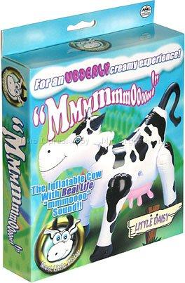 Сувенир корова надувная