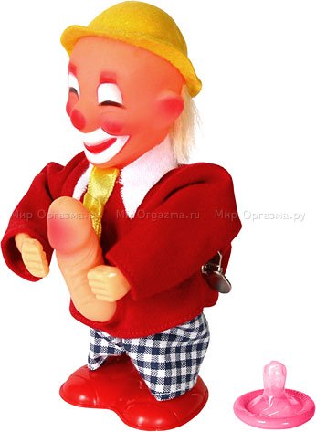 Сувенир Клоун-бесстыдник
