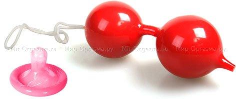Вагинальные шарики Hot and heavy