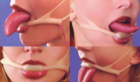 Вибратор для орального секса и ласк тела Tongue tingler, фото 3
