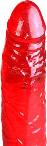 Вибратор Red Hots 18 см, фото 3